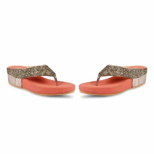 840edbddd830c5 Polymer Ladies Flip Flop Slipper
