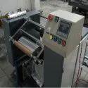 Semi-Automatic Aluminium Foil Making Machine