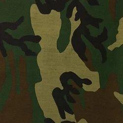 Cotton Camouflage Fabrics