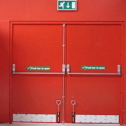 Fire Resistant Iron Door