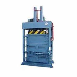Vertical Hydraulic Baling Machines