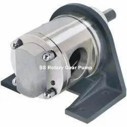 Maruti Liquid filling gear pump
