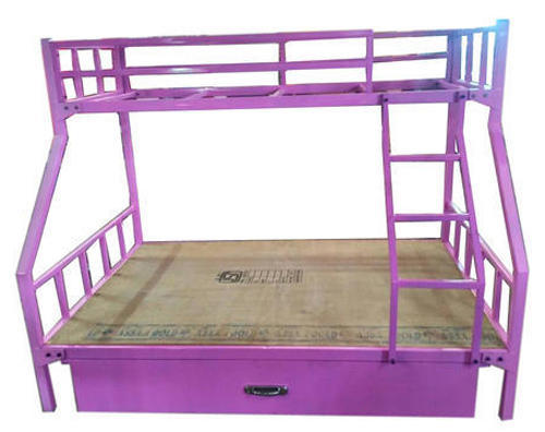Own Manufacturing Queen And Single Bunk Bed Metal Steel Storage Bunk