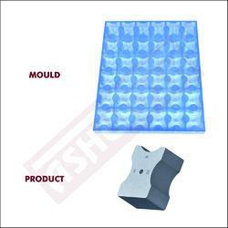 Cover Block Mould 35 X 40 X 45 X 50 (36 Cavity)