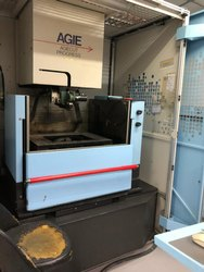 Used Wire Cut EDM Machine - AGIE CUT Progress 2