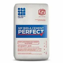 MP Birla Perfect Cement, Packaging Type: HDPE Sack Bag