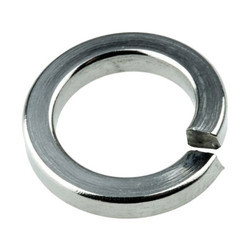 Plain SS Spring Washer
