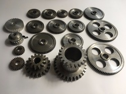 Lathe Machine Gear