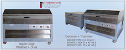 Photopolymer Plate Machine