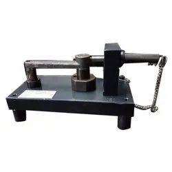 轻度钢铁CNC接收器规格夹具