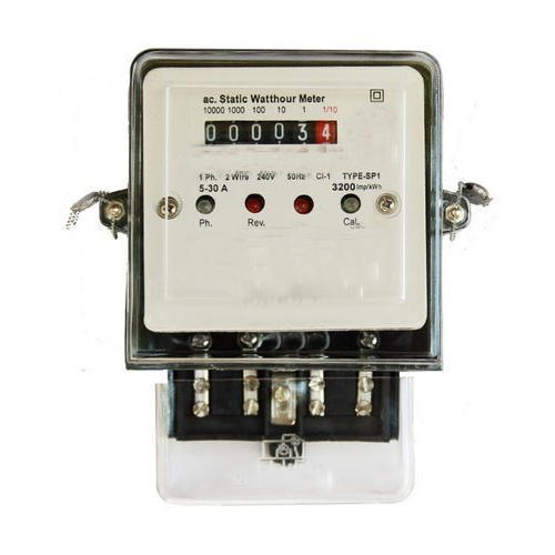 House Electrical Meter