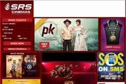 Advertisement Services In SRS Cinemas
