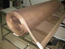 PTFE Coated Open Mesh Glass Cloth Conveyor Belt