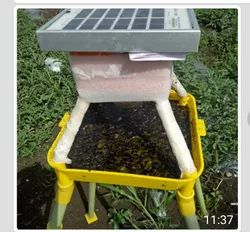 Yellow agriculture insect trap