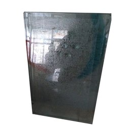 Plain Door Glass for Home, Office, Thickness: 4 mm