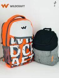 Designer Orange Bag