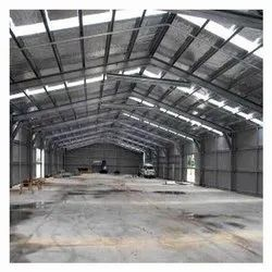 Modular Prefabricated Industrial Shed