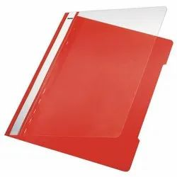 Plastic File, For Office, Packaging Type: Packet
