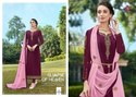 Tanishk Fashion Royal Silk Vol-9 French Crepe Dress Material Catalog Collection