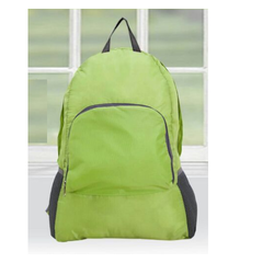Folding Shopping Bag With Backpack