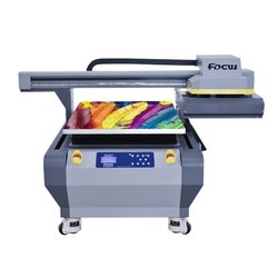 Uv Digital Flatbed Printing Machine Ultraviolet Digital