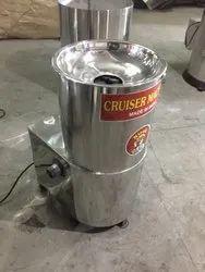 Stainless Steel Food Waste Crusher Machine, Capacity: 100 Kg/hr, Model Number/Name: FC0100