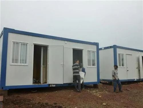 Steel Prefabricated Accommodation