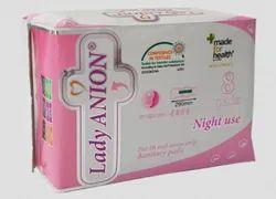 Lady Anion Sanitary Pads - Night Use - 290mm