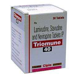 Triomune 40 Tablets