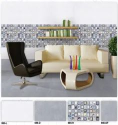 666 (L, D, H, DF) Hexa Ceramic Digital Wall Tiles