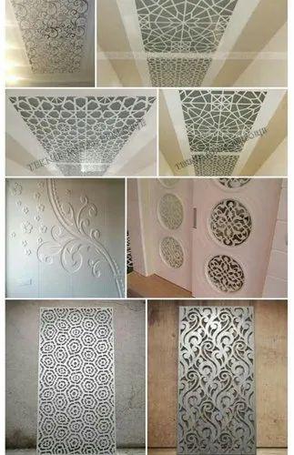 Cnc Laser Cut Decorative Door And Gate Designs Laser Cut Main Gate Design At Rs 800 Square