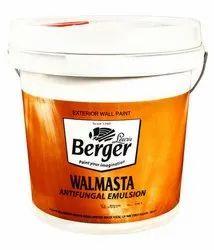 White Berger Walmasta for Exterior, Packaging Type: Bucket