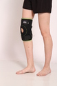 Open Patella Neoprene Knee Wrap
