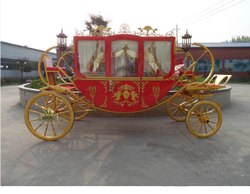 Victorian Buggy for Weddings