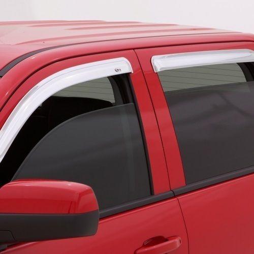 Chrome Door Visor & Chrome Door Visor Car Chrome Plated Accessories - Neena Industries ...