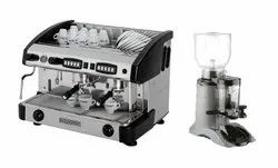 Expobar 2 Group Semi Automatic Coffee Machine With Grinder