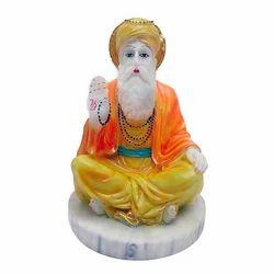 Guru Nanak Dev Car Dashboard Resin Statue/ Idol Gift Item