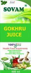 Gokharu Juice