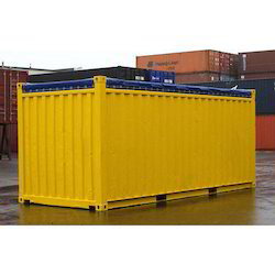 Kavi International Stainless Steel SS 20 Feet Shipping Container