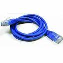 Blue LAN Cable