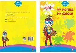 Colour Book, For Preschool Children