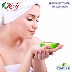 Krea Fruity Beauty Soap With Natural Extracts