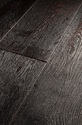 Oak Wood Black Planks For Indoor, Thickness: 16 And 21 Mm