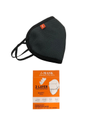 3 Layer Reusable Anti Pollution Facemask - Make In India