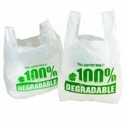 Biodegradable Plastic Carry Bag for Mega Store