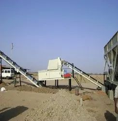 Pugmill Mixing Plant