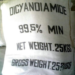 Powder Dicyanodiamide (DCDA), Usage: Industrial, Commerical, Laboratory