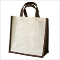 Fancy Jute Cotton Bag