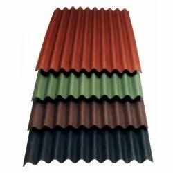 Colour Coated Galvalume Corrugated Profile