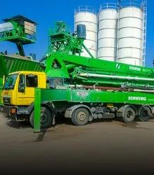 S43-SX Schwing  Concrete Equipment's